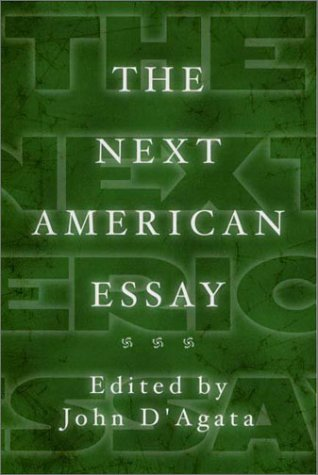 Next American Essay   2003 edition cover