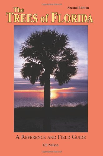 Trees of Florida  2nd 2010 edition cover