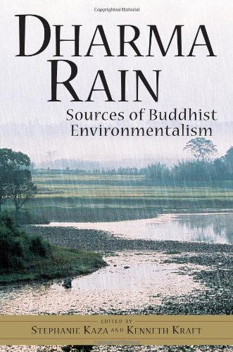 Dharma Rain   2000 edition cover