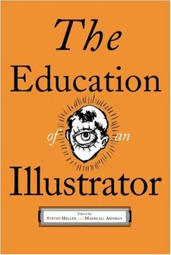 Education of an Illustrator   2000 edition cover