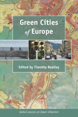 Green Cities of Europe Global Lessons on Green Urbanism  2011 edition cover