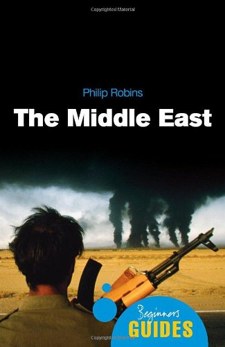 Middle East A Beginner's Guide  2009 edition cover