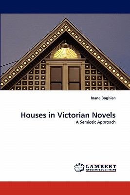 Houses in Victorian Novels  N/A 9783843355759 Front Cover