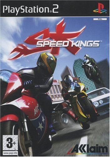 Speed Kings PlayStation2 artwork