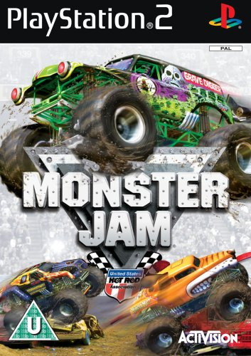 Monster Jam (PS2) PlayStation2 artwork