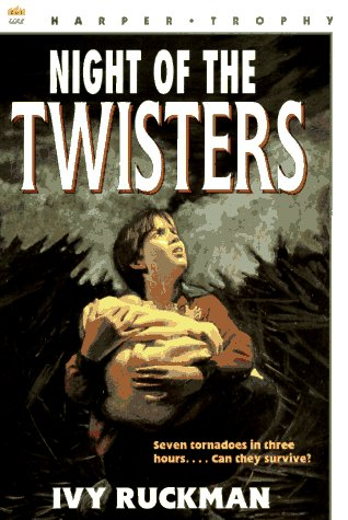 Night of the Twisters  Reprint  edition cover