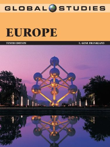 Europe  10th 2009 edition cover