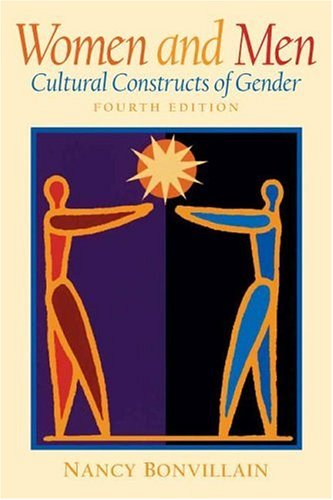 Women and Men Cultural Constructs of Gender 4th 2007 (Revised) 9780131114760 Front Cover