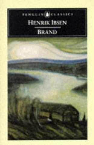 Brand A Version for the Stage by Geoffrey Hill 3rd 1996 9780140446760 Front Cover