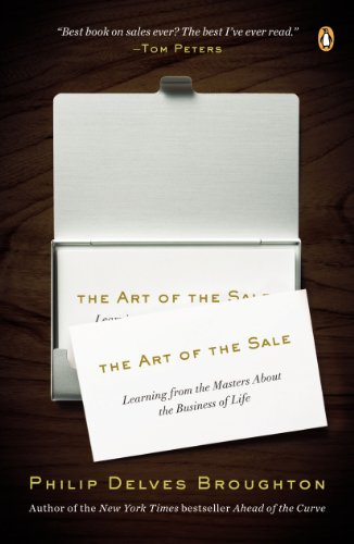 Art of the Sale Learning from the Masters about the Business of Life N/A edition cover
