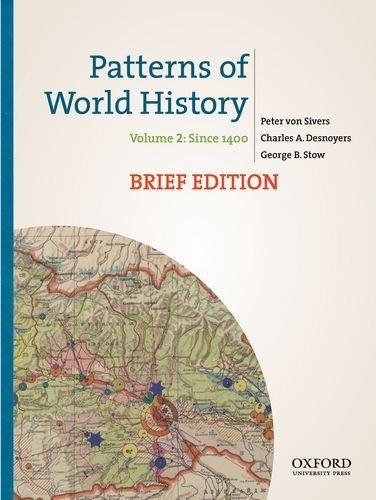 Patterns of World History - Since 1400  N/A edition cover