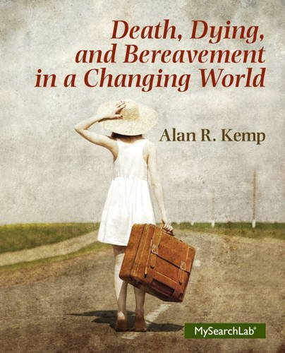 Death, Dying and Bereavement in a Changing World   2014 edition cover