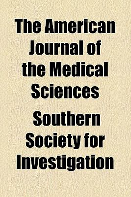 American Journal of the Medical Sciences  N/A edition cover