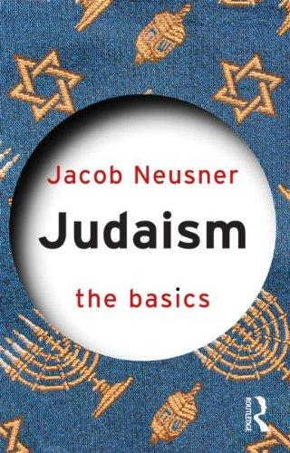Judaism   2007 edition cover