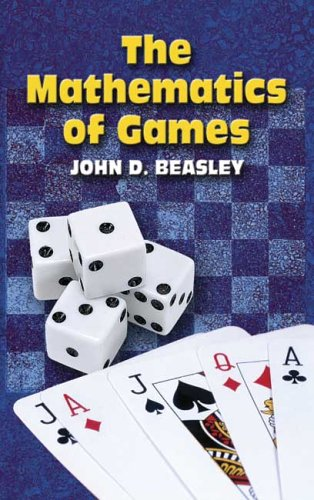 Mathematics of Games   2006 edition cover