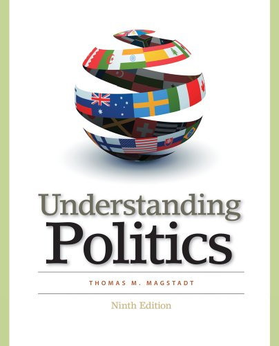 Understanding Politics Ideas, Institutions, and Issues 9th 2011 edition cover