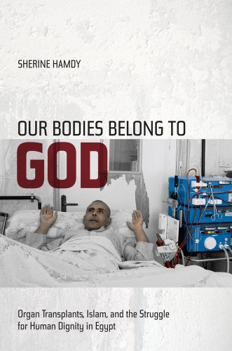 Our Bodies Belong to God Organ Transplants, Islam, and the Struggle for Human Dignity in Egypt  2012 edition cover