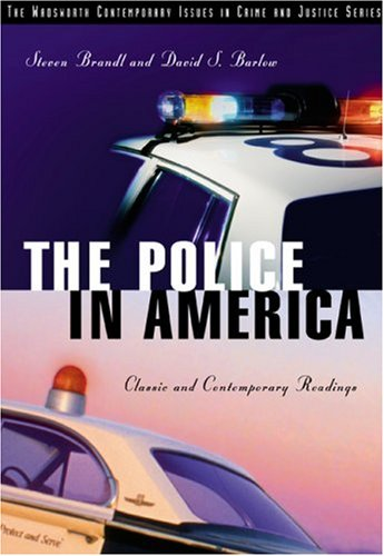 Police in America Classic and Contemporary Readings  2004 9780534623760 Front Cover