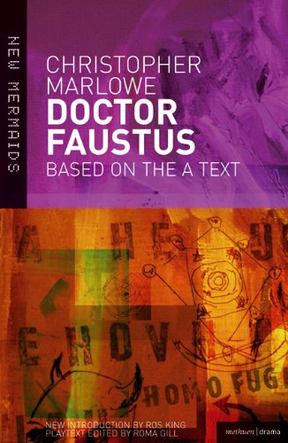 Doctor Faustus  3rd 2008 edition cover