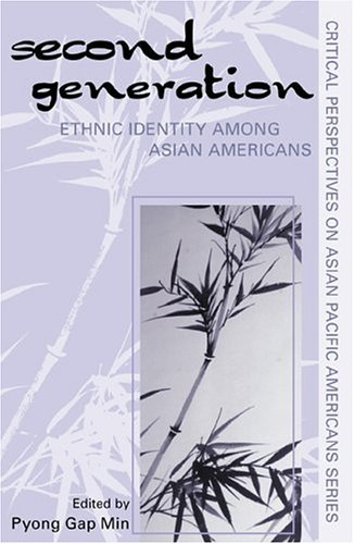 Second Generation Ethnic Identity among Asian Americans  2001 edition cover