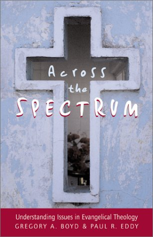 Across the Spectrum Understanding Issues in Evangelical Theology  2002 edition cover