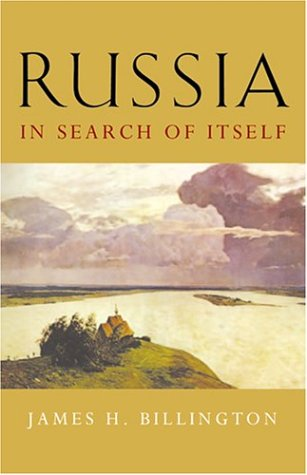 Russia in Search of Itself   2004 edition cover