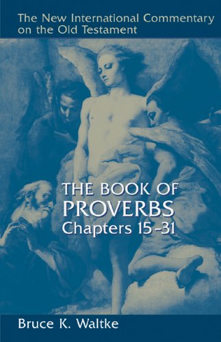 Book of Proverbs, Chapters 15-31   2005 edition cover