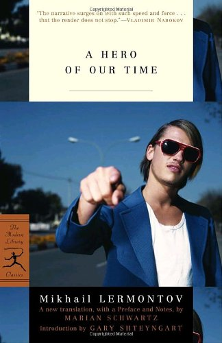 Hero of Our Time   2004 (Reprint) edition cover