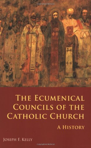 Ecumenical Councils of the Catholic Church A History  2009 edition cover