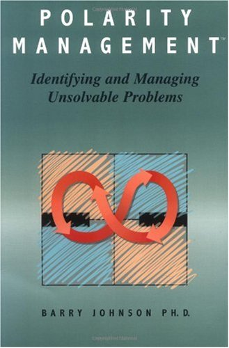 Polarity Management Identifying and Managing Unsolvable Problems 2nd 1996 9780874251760 Front Cover