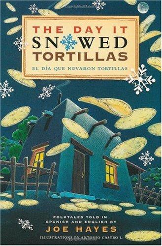 Day It Snowed Tortillas   2003 edition cover