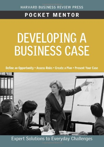 Developing a Business Case   2010 edition cover
