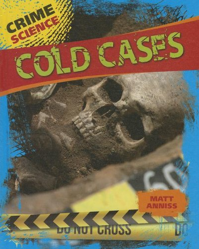 Cold Cases:   2013 edition cover