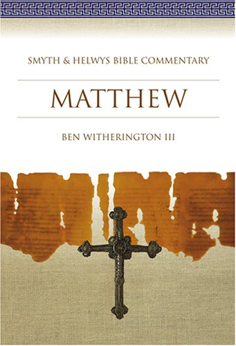 Matthew Smyth and Helwys Bible Commentary  2006 edition cover