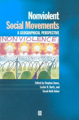 Nonviolent Social Movements A Geographical Perspective  1999 edition cover