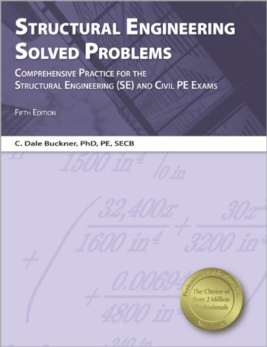 Structural Engineering Solved Problems  5th edition cover