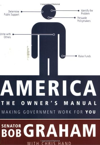 America, the Owner's Manual Making Government Work for You  2009 (Revised) edition cover