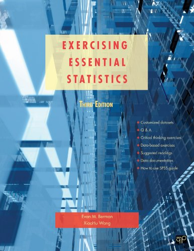 Exercising Essential Statistics  3rd 2012 (Revised) edition cover