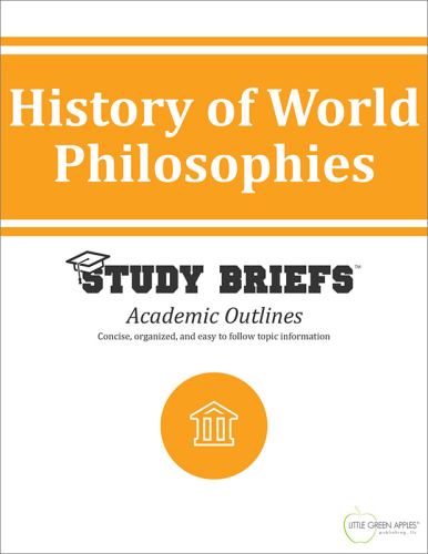 History of World Philosophies cover