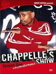 Chappelle's Show: Season 1 System.Collections.Generic.List`1[System.String] artwork