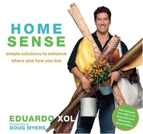 Home Sense Simple Solutions to Enhance Where and How You Live  2007 9780061249761 Front Cover