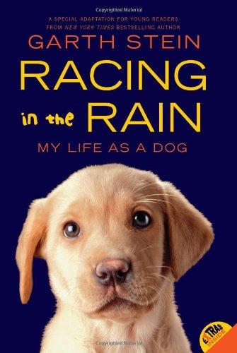 Racing in the Rain My Life as a Dog  2011 edition cover