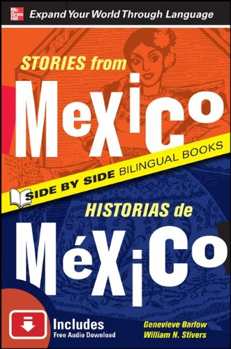 Stories from Mexico/Historias de Mexico, Second Edition  2nd 2010 edition cover