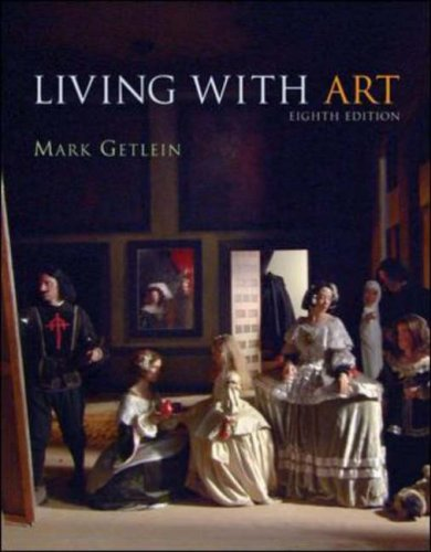 Living with Art  8th 2008 (Revised) edition cover