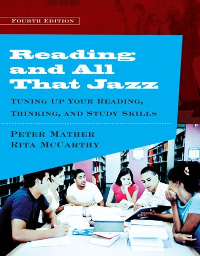 Reading and All That Jazz  4th 2010 edition cover