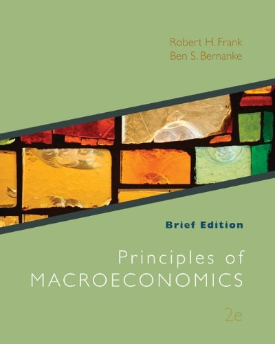 Principles of Macroeconomics, Brief Edition  2nd 2011 edition cover