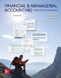 Financial and Managerial Accounting:   2014 9780078025761 Front Cover