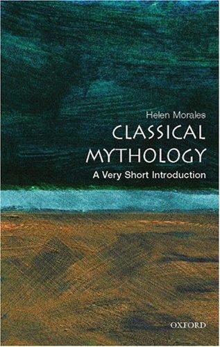 Classical Mythology   2007 edition cover