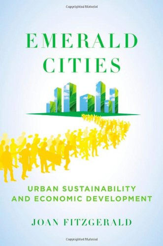 Emerald Cities Urban Sustainability and Economic Development  2010 edition cover