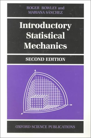 Introductory Statistical Mechanics  2nd 1999 (Revised) edition cover